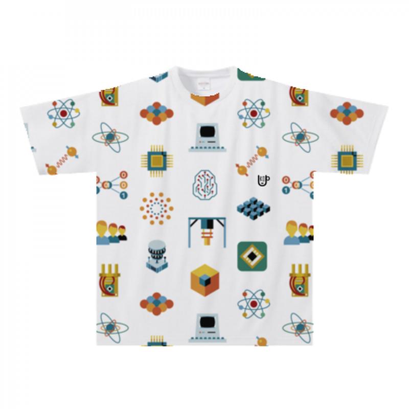 物理Tシャツ500a