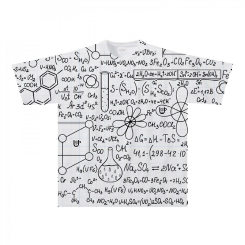 化学Tシャツ102