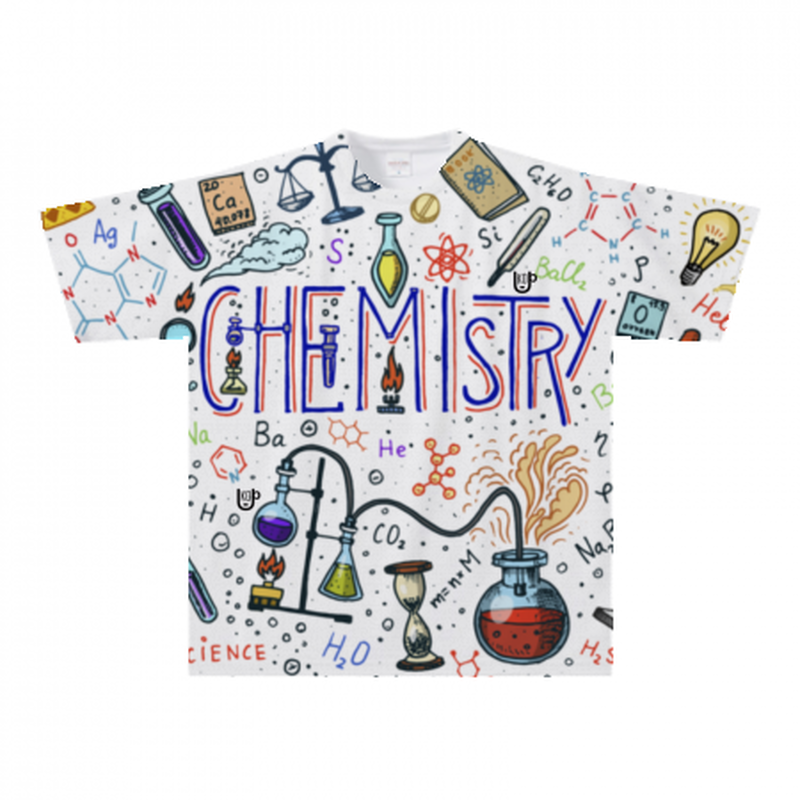 化学Tシャツ101