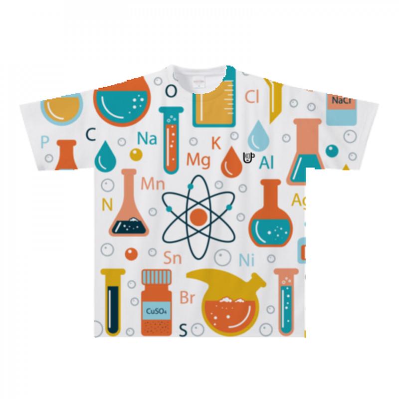 化学Tシャツ104