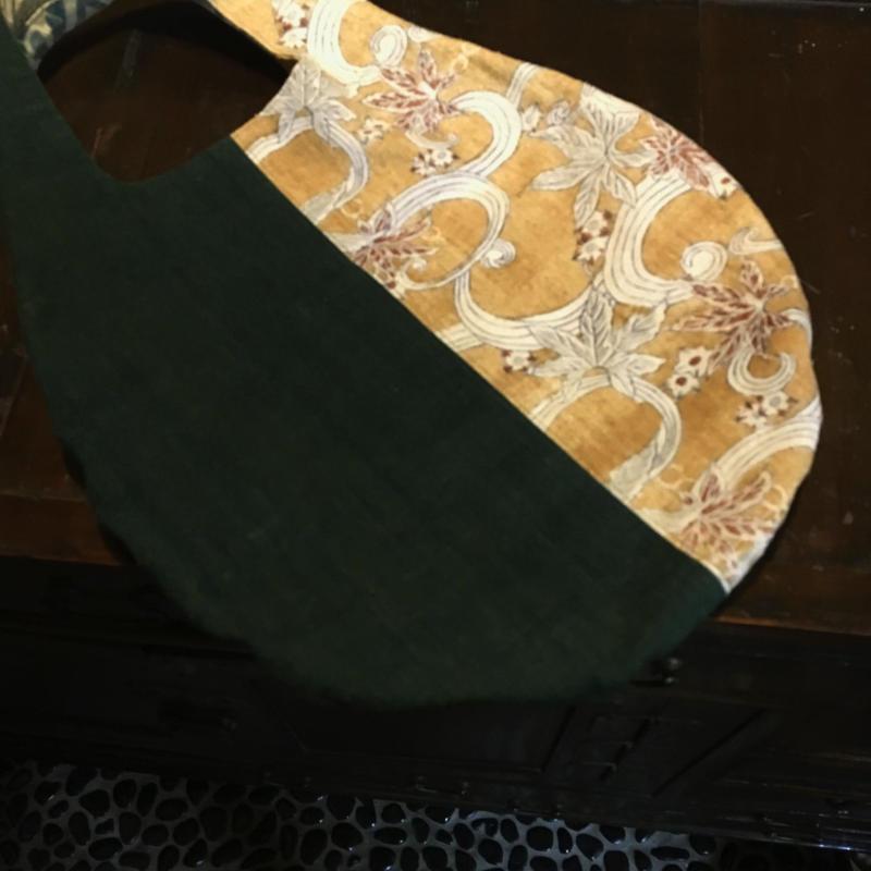 和更紗のエッグバッグ