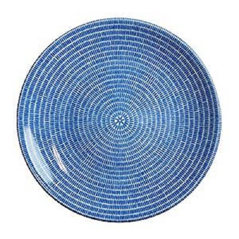アラビア ARABIA   アベック ブルー 24h avec blue  プレート 20cm
