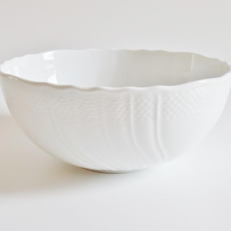 リチャードジノリ ベッキオホワイト 盛鉢17cm