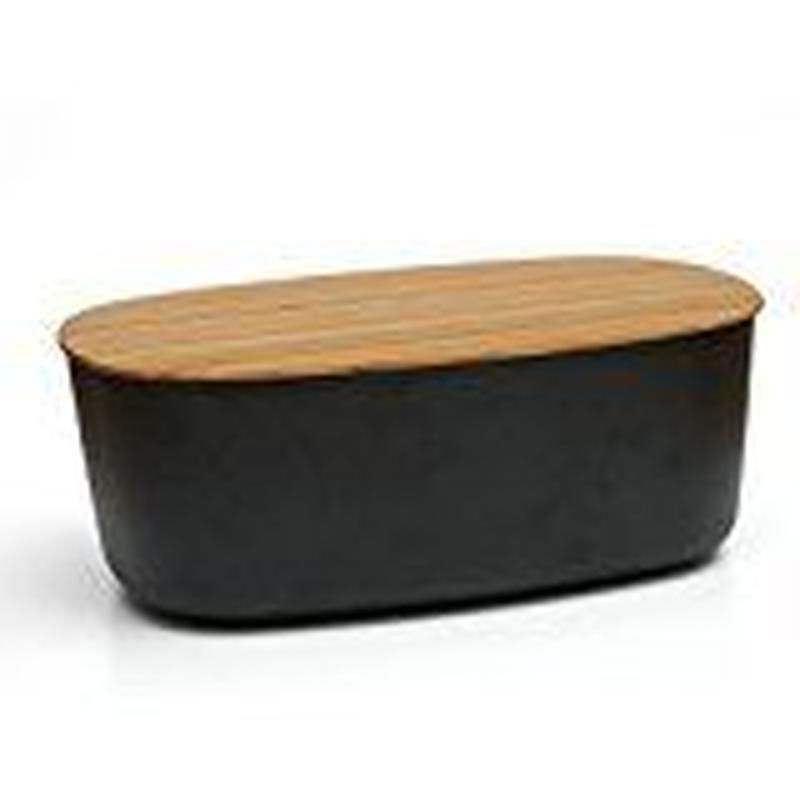 リグティグRIG TIG /ブレッドボックス 黒 /ブレッドカッティングボード・パン入れ