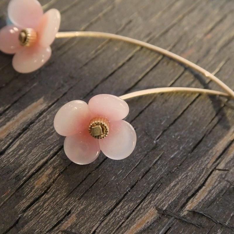 春いろ小花 【ピンク】
