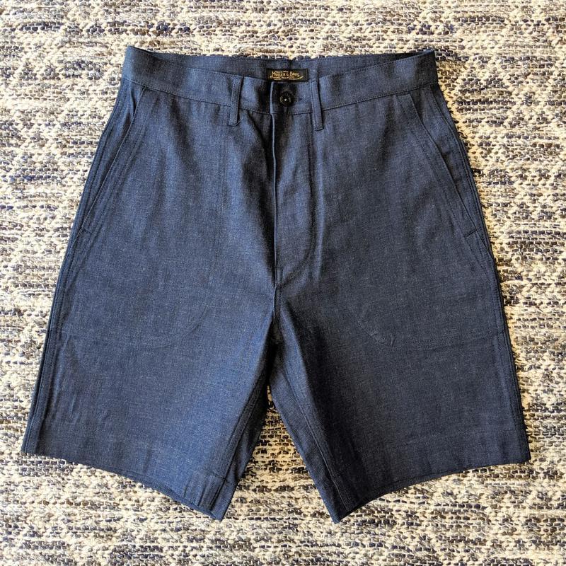 MULLER & BROS. / USN shorts