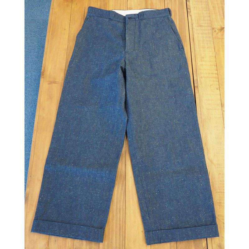 MULLER & BROS. / garage pants