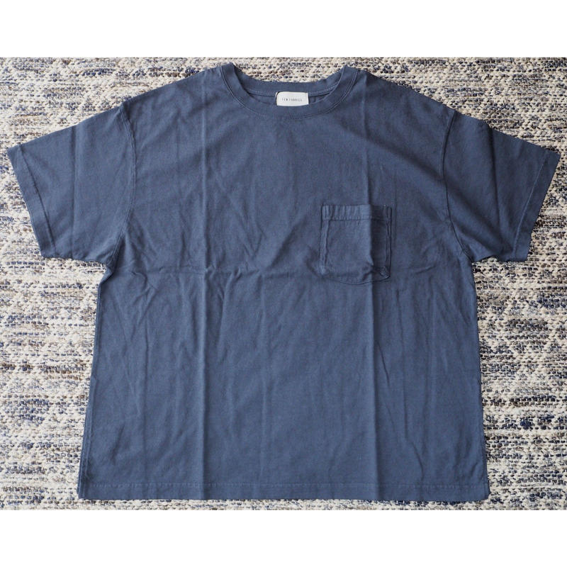 FEW FABRICS / HIGH WEIGHT DRY WIDE PK TEE