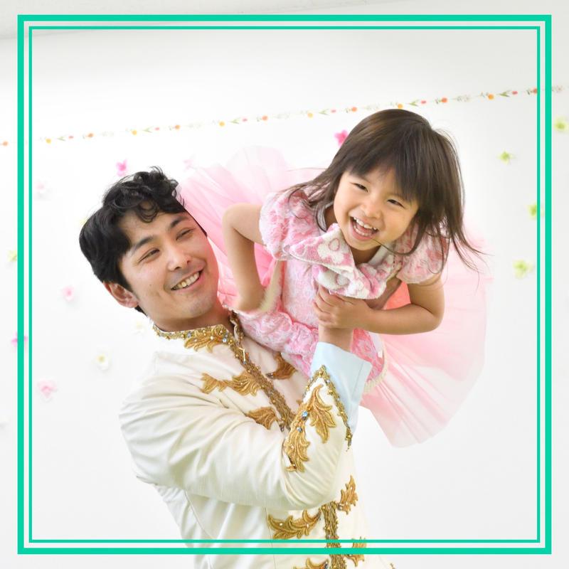 2019/8/17開催 絵本読み聞かせと、子どもプチバレエ劇場(夏編)