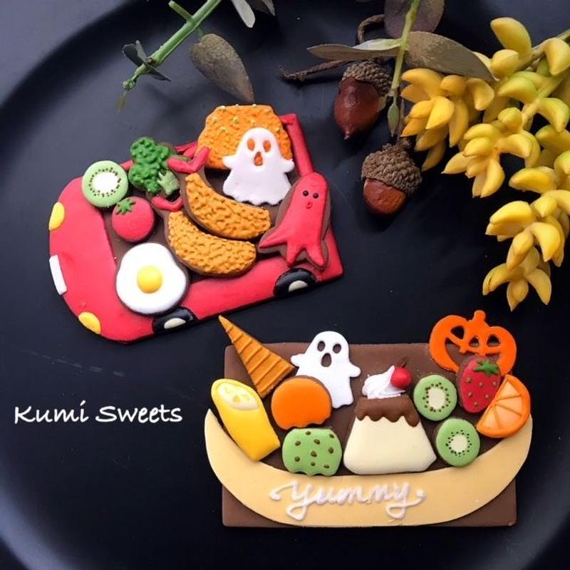 10/13,14 Kumisweetsさんに教わる、大人懐かしメニューのアイシングクッキー作り