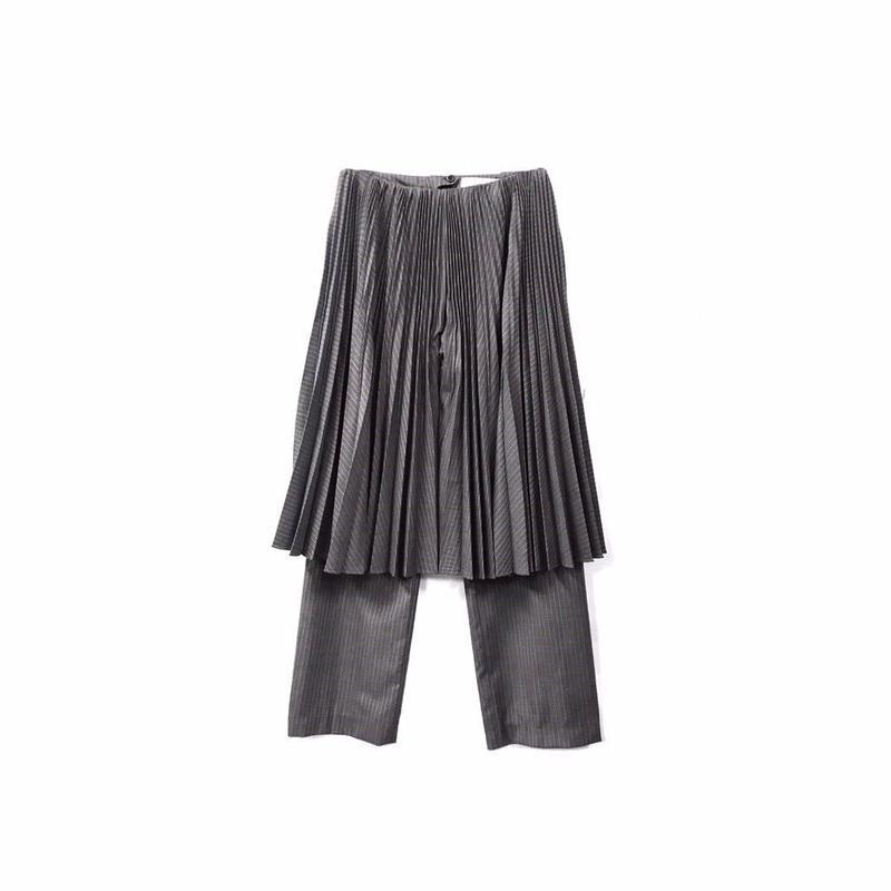 FACETASM - Stripe Design Pants (size - 1) ¥20500+tax