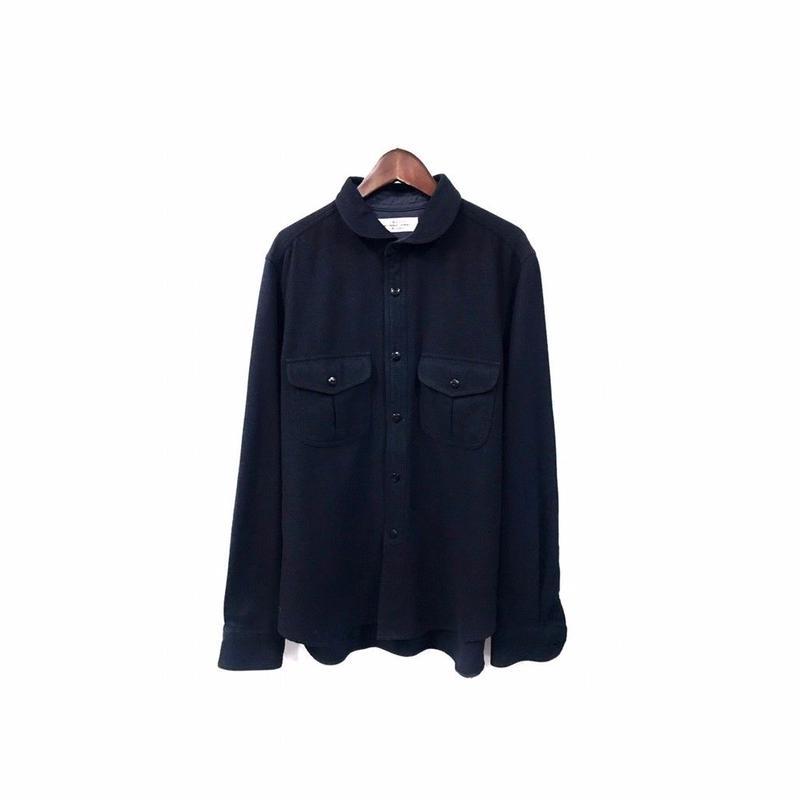 UNUSED - Wool Shirt (size - 4) ¥9000+tax