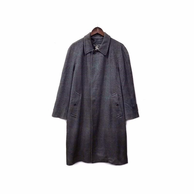 Burberrys - Wool Soutien Collar Coat ¥28000+tax → ¥25200+tax