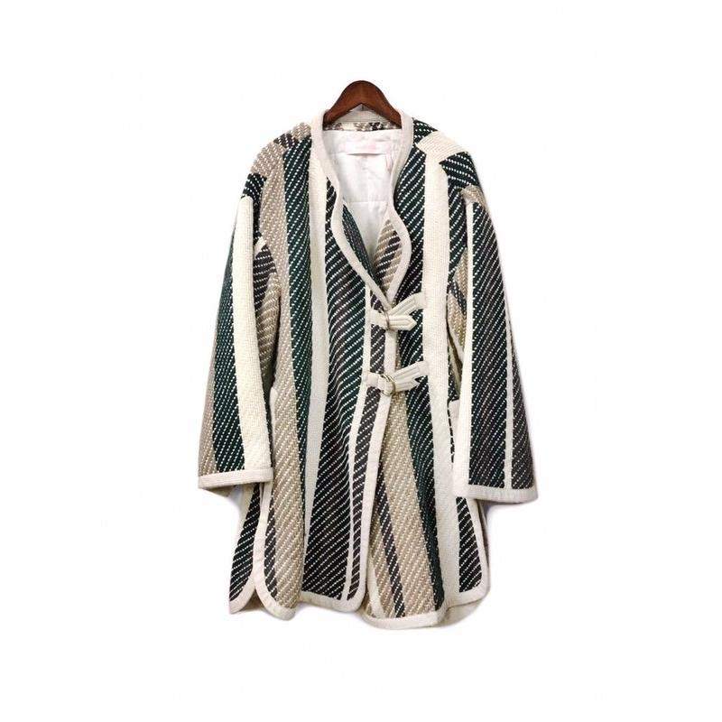 See by Chloe - Design Knit Coat (size - 34) ¥32000+tax