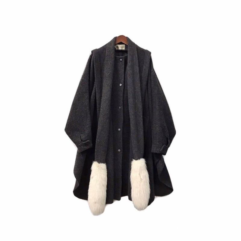 Vintage - Design Coat ¥24000+tax