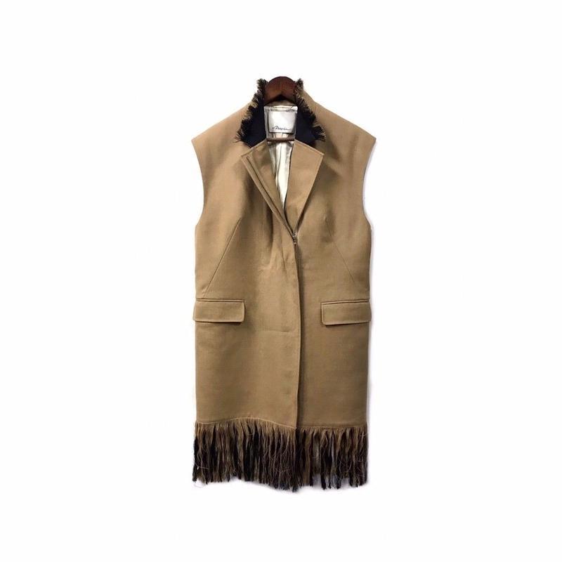 3.1 Phillip Lim - Design Sleeveless Long Jacket ¥22000+tax