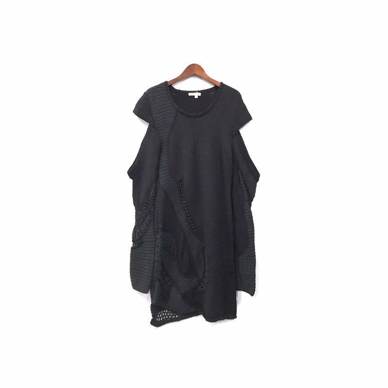 HELMUT LANG  - Design Knit One-piece (size - M) ¥18500+tax→¥11100+tax