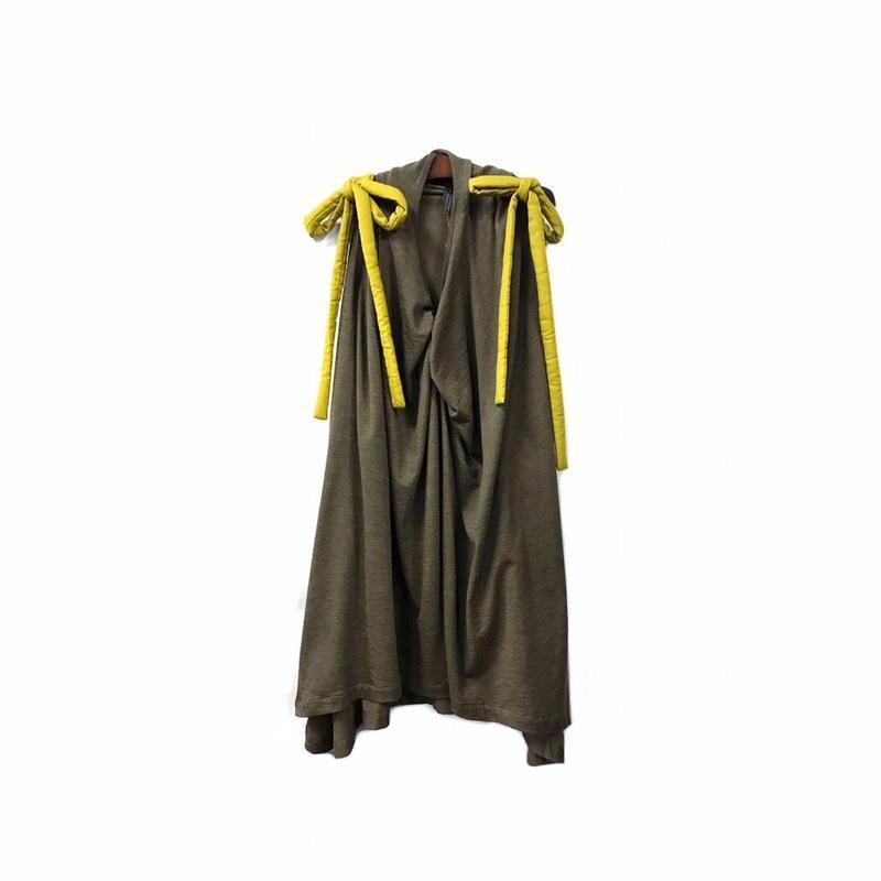 BERNHARD WILLHELM - Sweat Design One-piece (size - S) ¥20500+tax
