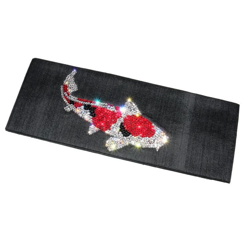 錦鯉の半巾帯