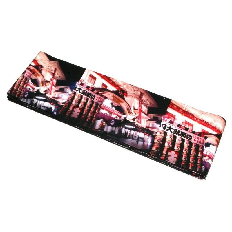 歌舞伎座の帯