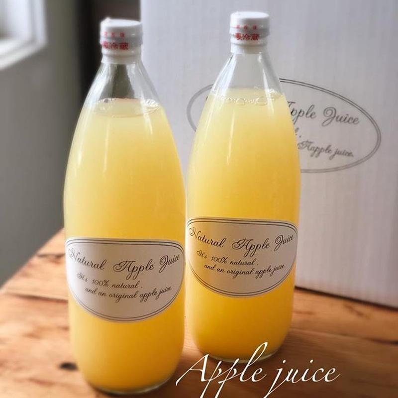 リンゴジュース6本セット