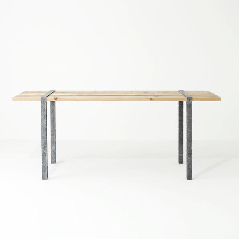 間柱テーブル【woodstud table】