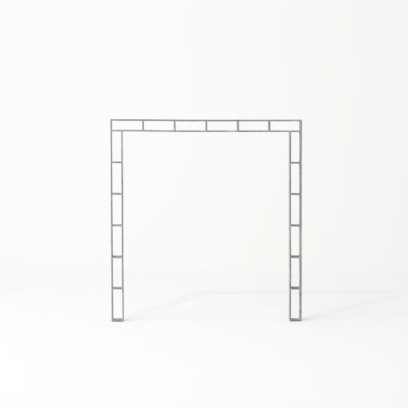 間柱テーブル用 脚 【woodstud table leg】