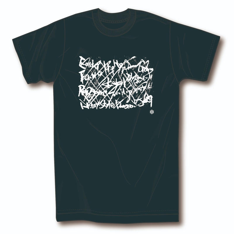 ディスコグラフィーTシャツ