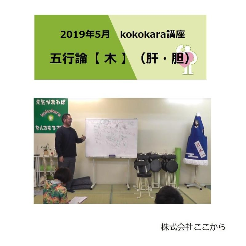 木(肝・胆)/2019年kokokara講座
