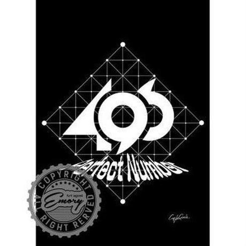 キャンバス 727×530×D20mm 【 perfect number B 】