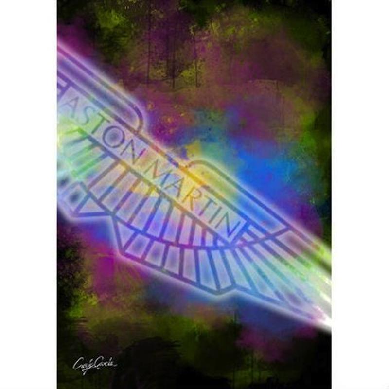 キャンバス 727×530×D20mm 【 Wing 】