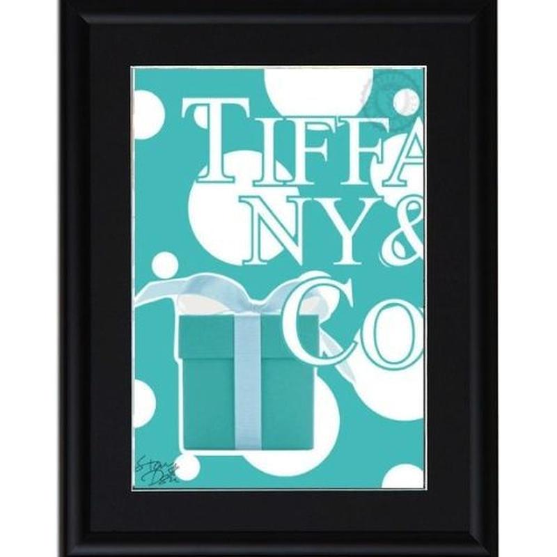 A4 ポスターフレームセット 【 TIFFANY ART #yg10 】