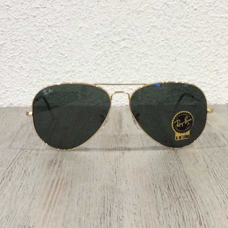 Ray Ban レイバン AVIATOR LAGE METAL RB3025 001