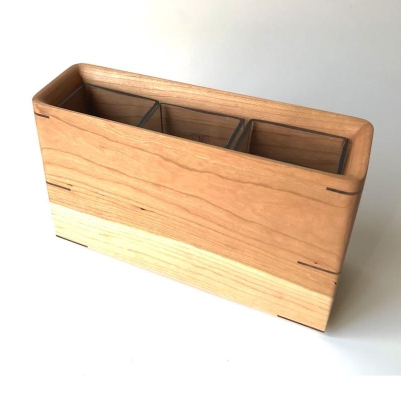 木の壺 no.6 限定1個 亀井敏裕