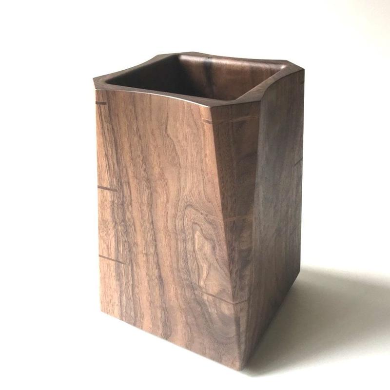木の壺NO.5 限定1個 亀井敏裕