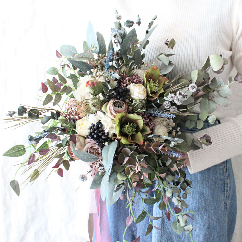 bouquet boutonniere set