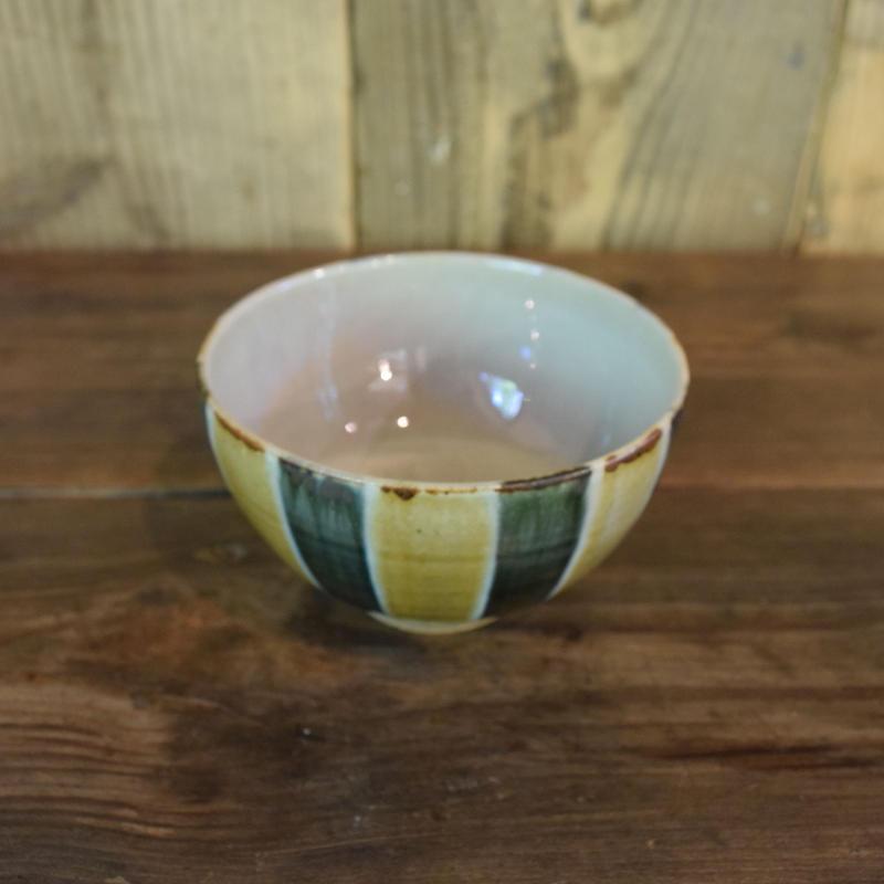 茶碗 二彩 大 / 袖師焼 B204