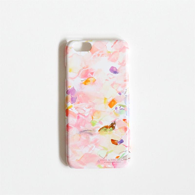 植田志保  iPhone 6/6sケース / Pink