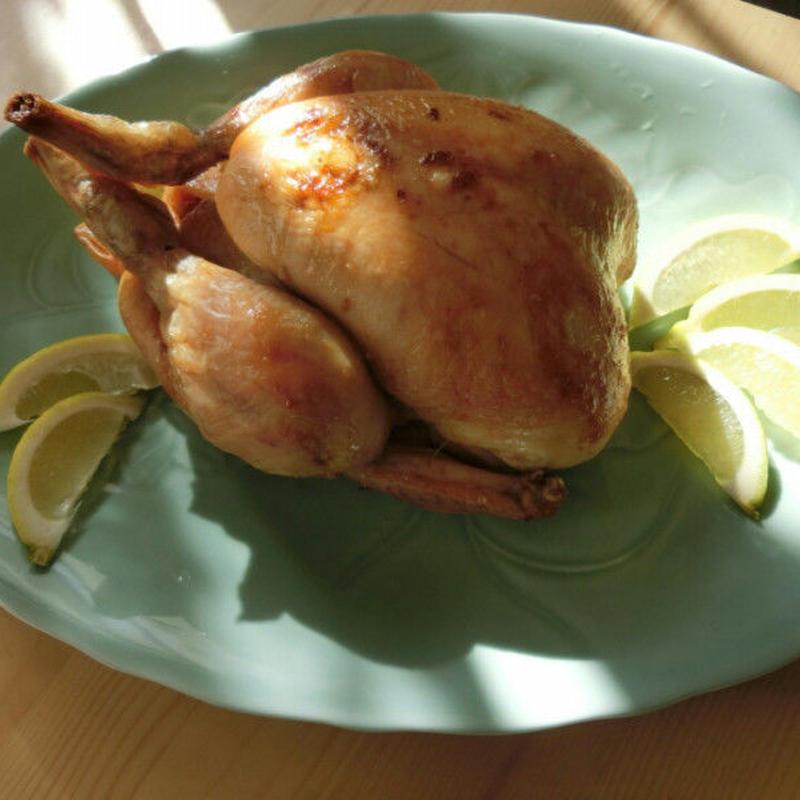 【動画講座】オーブンにお任せで華やか・美味しい! お家で作る丸鶏でローストチキン講座