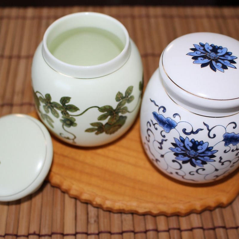 茶葉入れ  [台湾]