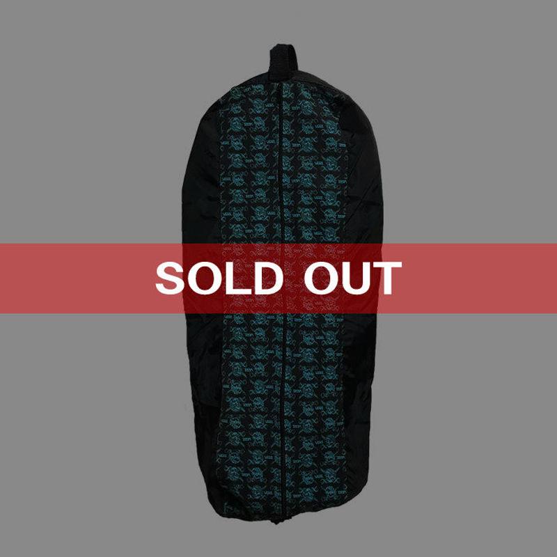 【USED】90'S  VANS SKULL PIRATE SKATE BOARD BAG