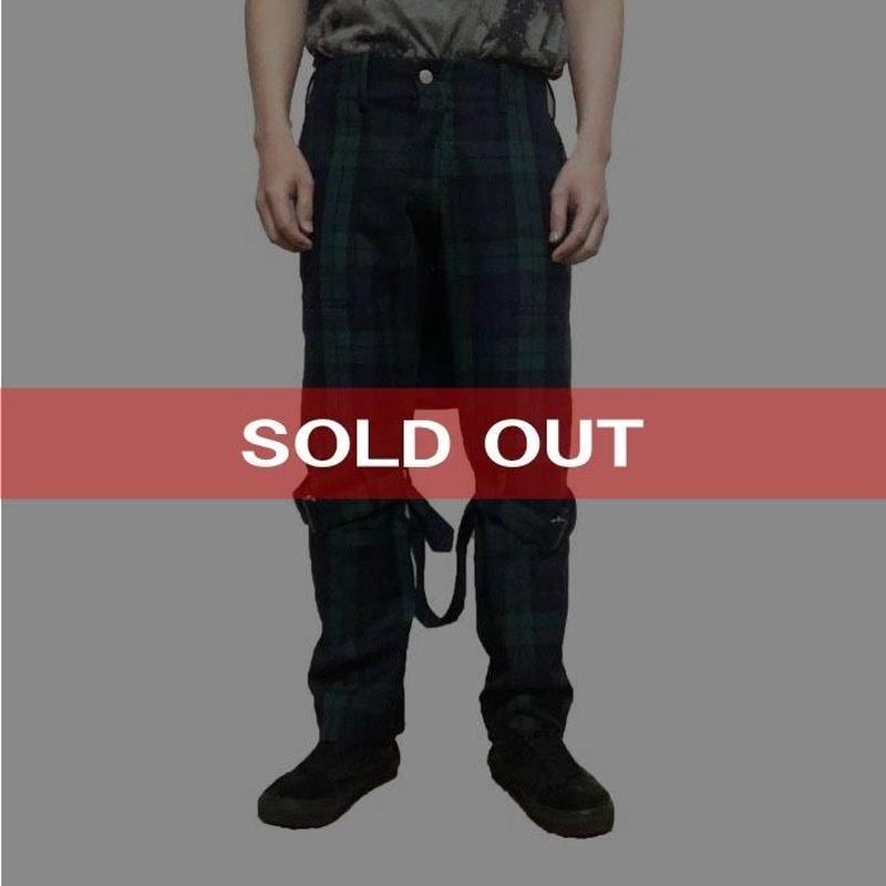 【USED】00'S VIVIENNE WESTWOOD MAN BONDAGE PANTS