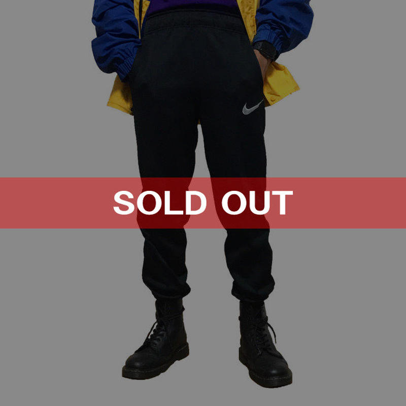 【USED】90'S NIKE TRACK PANTS SWOOSH