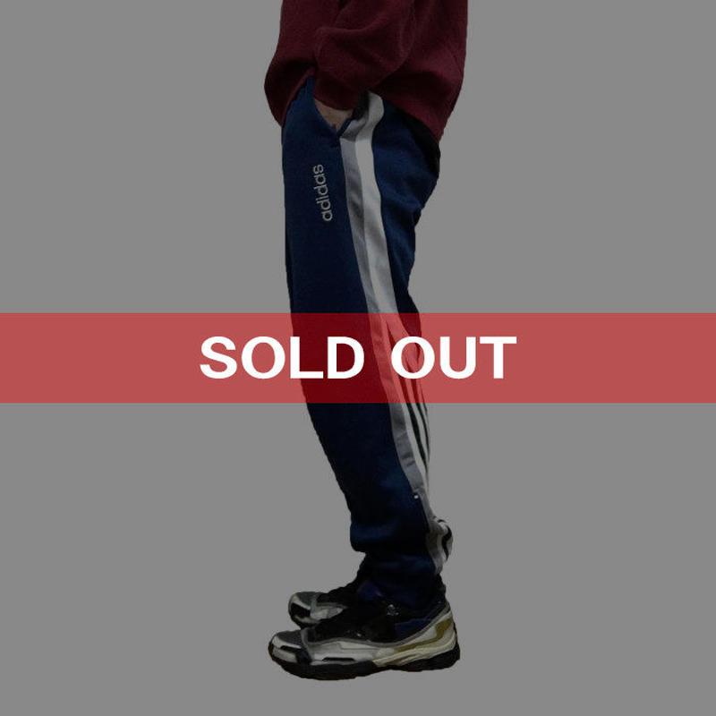 【USED】90'S ADIDAS CROSSCUT TRACK PANTS