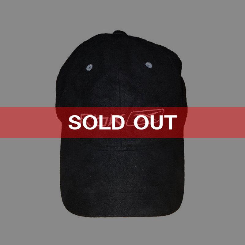 【USED】90'S REEBOK CAP BLACK
