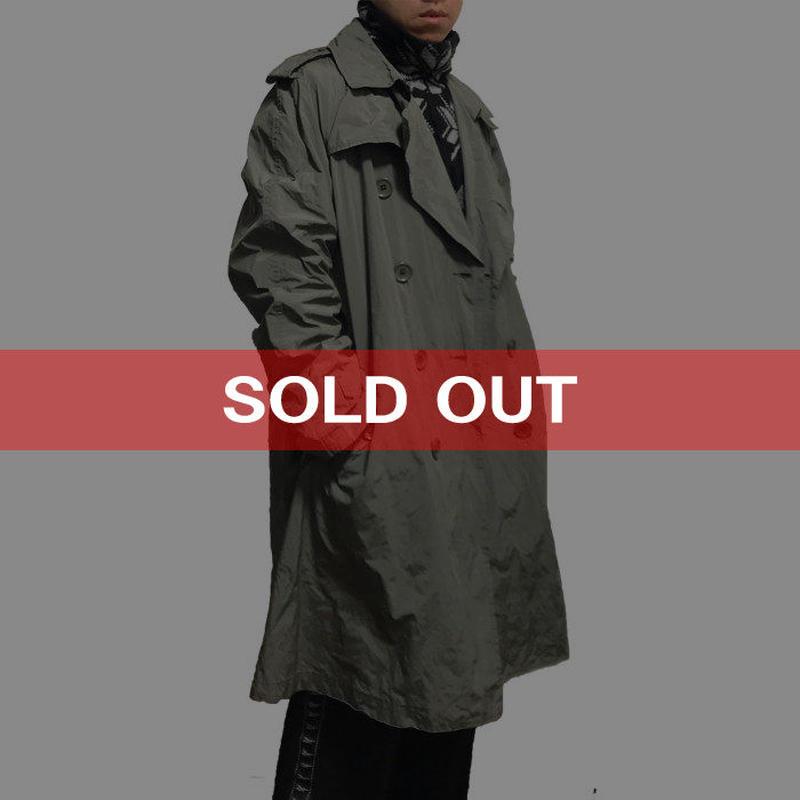 【USED】RAIN TRENCH COAT
