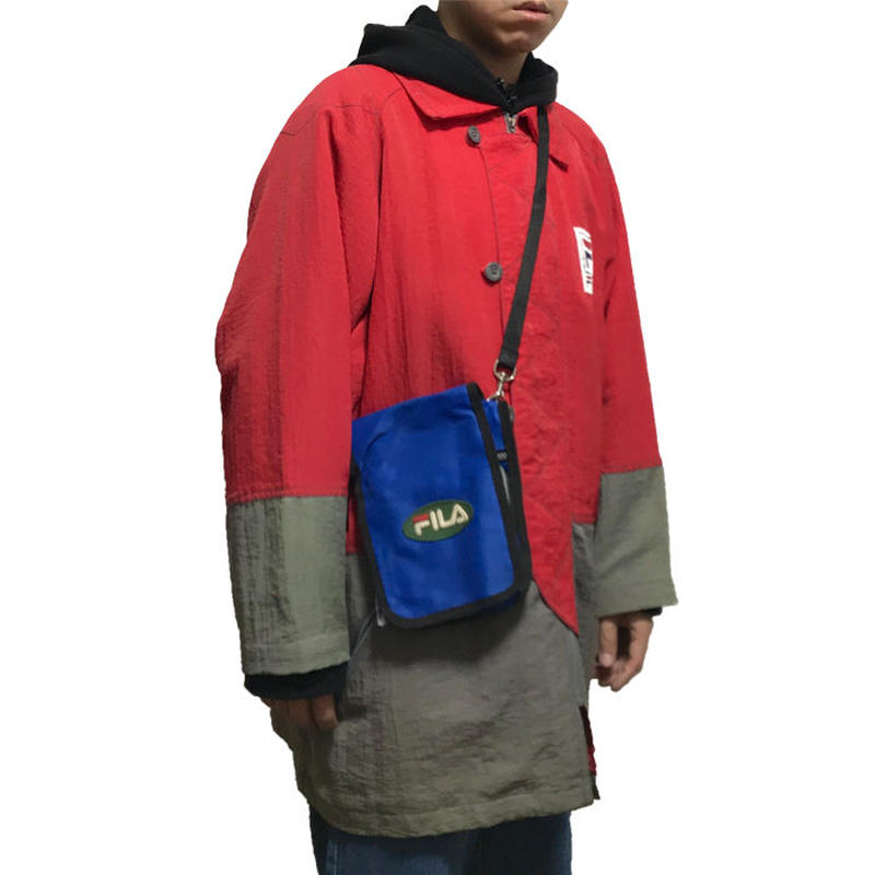 【USED】90'S FILA MINI SHOULDER BAG