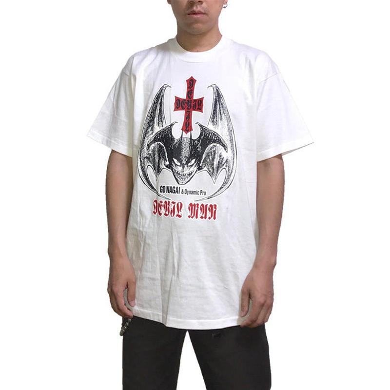 【USED】90'S DEVIL MAN T-SHIRT