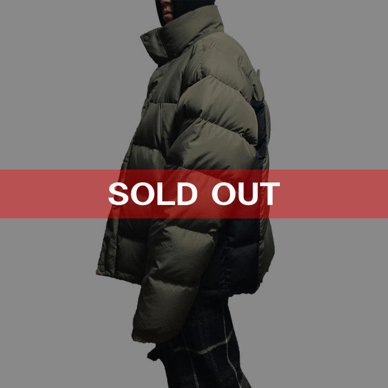 【USED】00'S COLUMBIA OVERSIZED DOWN JACKET