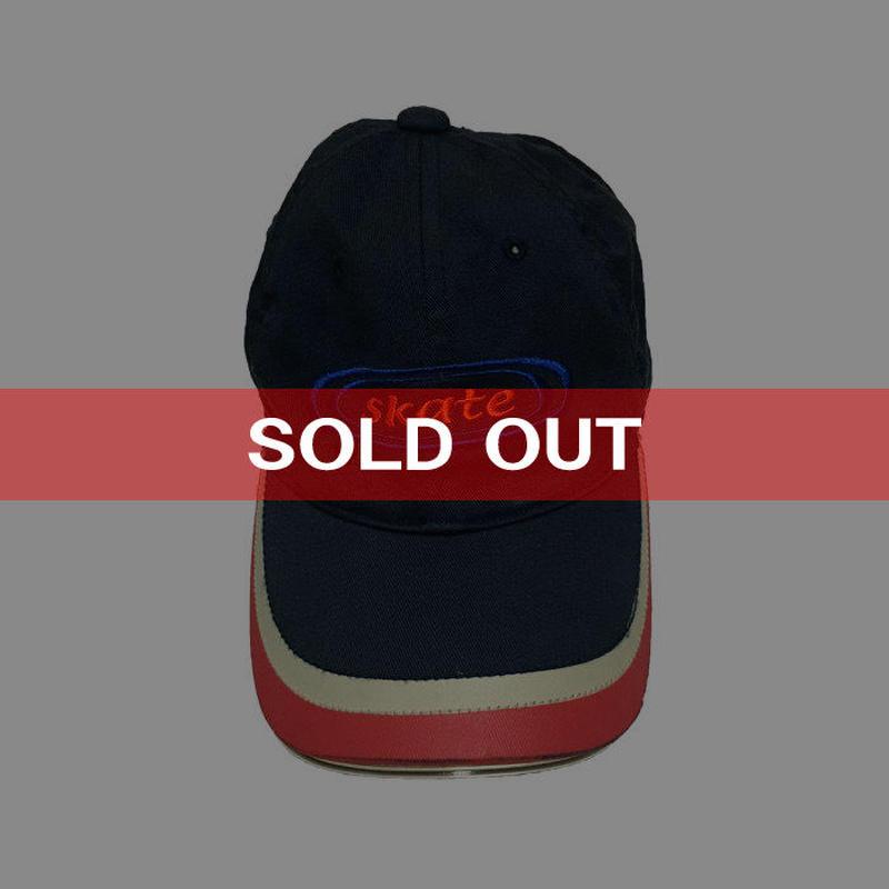 【USED】90'S SKATE CAP
